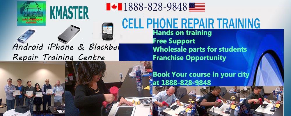 Cell Phone Repair Training Mississauga